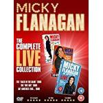 Movies price comparison Micky Flanagan The Complete Live Collection (2017) [DVD]